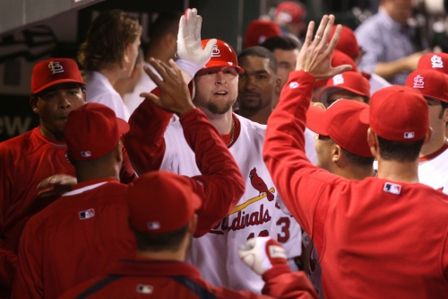 La Russa, Cardinals remember Chris Duncan _ the player and the man