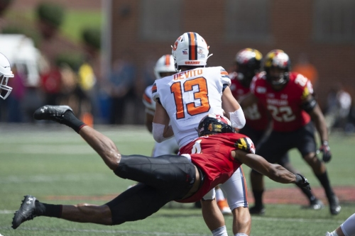 Three takeaways from SU's 63-20 blowout loss to Maryland