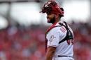 Reds activate catcher Juan Graterol; Giants claim pitcher Wandy Peralta