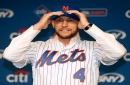 Jed Lowrie joins Mets first time as he is activated from the injured list