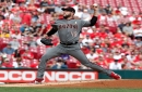 Alex Young, Diamondbacks shutout Reds, pull closer in wild card standings