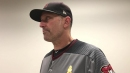 D-Backs' Torey Lovullo on Jimmie Sherfy's save, Alex Young's start in win over Reds