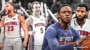 Pistons news: Luke Kennard knows he has to be a 'knockdown shooter' playing alongside Blake Griffin, Reggie Jackson, Andre Drummond