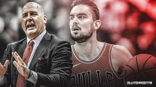 Bulls coach Jim Boylen raves about Tomas Satoransky's fearlessness