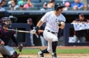 Mike Tauchman's baseball luck has swung in the other direction