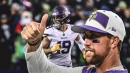 Vikings WR Adam Thielen preaches comfort in 'identity' with team's offense