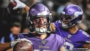 Vikings' Adam Thielen gets free for 23-yard TD vs. Falcons