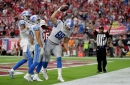 Detroit Lions' T.J. Hockenson is no Eric Ebron, sets NFL record in debut