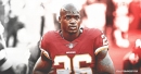 Redskins RB Adrian Peterson admits it was tough to be inactive Week 1