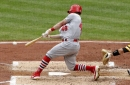 Cardinals notebook: Carpenter picks up the pace
