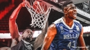 Harrison Barnes opens up about cheap shot made by Thanasis Antetokounmpo during Team USA vs. Greece match