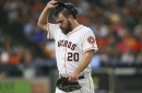 The Astros play-off rotation: Are Zack Greinke and Wade Miley good enough?