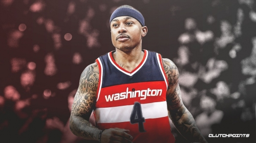 Wizards' Isaiah Thomas' trainer knows opportunity with Washington is 'big' for Thomas