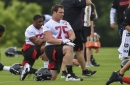 Falcons bring back OL John Wetzel with Chris Lindstrom headed to IR