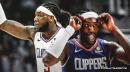 Montrezl Harrell reacts to NBA banning ninja-style headbands