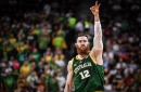 Phoenix Suns: Backup center Aron Baynes sizzling from 3 for Australia in FIBA World Cup