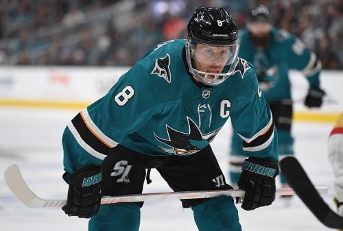 Joe Pavelski San Jose Sharks Legacy
