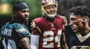 Saints' Michael Thomas chimes in on DeSean Jackson 'torching' Josh Norman