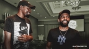 Nets star Kevin Durant reveals Kyrie Irving is his 'best friend in the league'