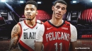 Blazers' Kent Bazemore expects Lonzo Ball to 'really do his thing' with the Pelicans