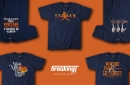 Buy three, get one free Astros Breaking T t- shirts