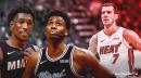 Goran Dragic feels Heat became a 'better team' despite losing Hassan Whiteside, Josh Richardson