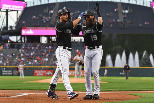 Rockies 2, Cardinals 1: Rockies pitchers make an early lead hold up