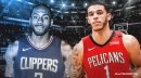 Lonzo Ball believes Kawhi Leonard 'balanced everything out' with move to Clippers