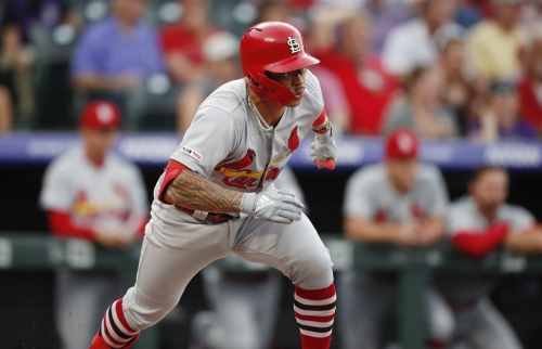 Deft turns by middle infielders have meant double trouble for Cardinals opponents