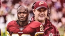 Jay Gruden speaks out on Adrian Peterson situation after healthy scratch
