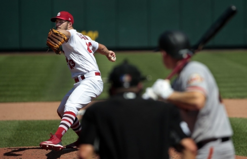 Hochman: Where should Cardinals' Dakota Hudson rank among NL rookie pitchers?