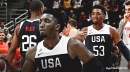 Donovan Mitchell on would-be Team USA teammates: 'If they didn't come here, that's on them'