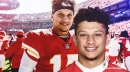 Chiefs news: Patrick Mahomes is feeling 'pretty good' in practice