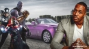 Lakers' Dwight Howard reveals he bought a purple Rolls Royce because of Thanos