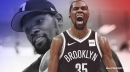 Kevin Durant doesn't care about trying to become the GOAT
