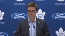 How Dubas is handling Marner situation compared to Nylander