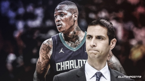 Hornets coach James Borrego says Terry Rozier has a lot to prove
