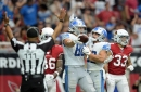 Detroit Lions rookie T.J. Hockenson 'can handle anything that comes his way'