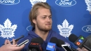 William Nylander 'not too worried' about expectations this season