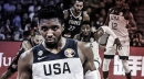 Donovan Mitchell acknowledges sting of consecutive losses in FIBA World Cup