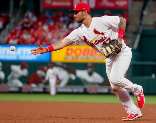 Ravelo (first base), Knizner (catcher) join lineup as Cardinals seek spark to salvage series