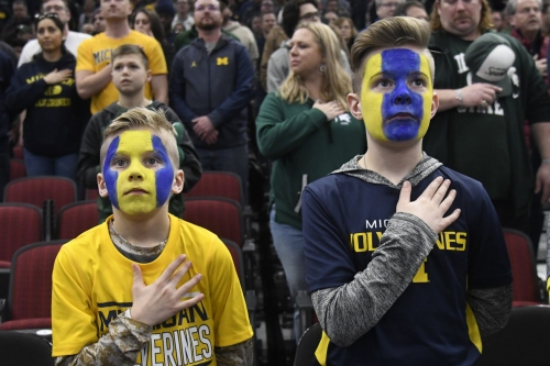 Big Ten 2010s All-Decade Power Rankings: #5 Michigan Wolverines