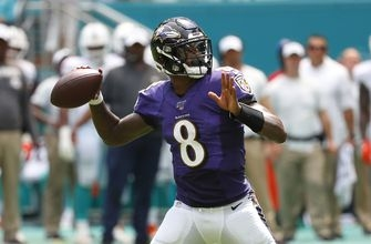 Ravens and Jackson brace for old friend Suggs, Cardinals