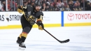 Golden Knights' Shea Theodore opens up about cancer diagnosis