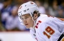 Absence of Tkachuk, addition of Lucic creating buzz at Flames training camp