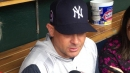 Yankees manager Aaron Boone on Luis Severino's return