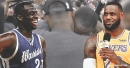 Warriors' Draymond Green credits Lakers' LeBron James for giving power to players