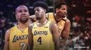 Lakers' Quinn Cook cites Robert Horry, Derek Fisher as major influences in taking big shots