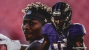 Ravens WR Marquise Brown claims Week 1 play 'nowhere near' top speed