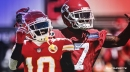 Chiefs news: Mecole Hardman not trying to be Tyreek Hill clone